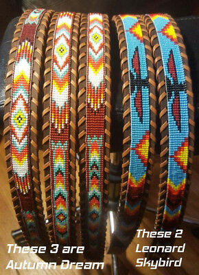 Camp Hero NYC Beaded Belts