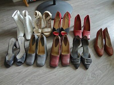 Lot Of Women's Shoes Size 7.5 to 8