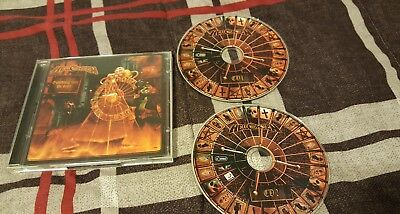 Gambling with the Devil [Limited] by Helloween (CD, Oct-2007, Steamhammer)
