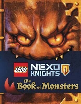 LEGO NEXO KNIGHTS: The Book of Monsters 9780241254042 (Hardback, 2016)