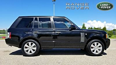 2011 Land Rover Range Rover HSE 4 new tires. looks great