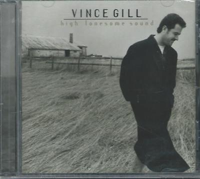 CD: VINCE GILL - High Lonesome Sound  (NEW)