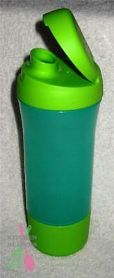 Tupperware 600ml Quench Sports Drink Bottle- New ,Green