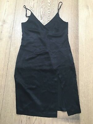 Ksubi black ladies dress, size small