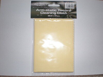 ACC - SEES PRO VINYL Anti-Static Record Cleaning Cloth