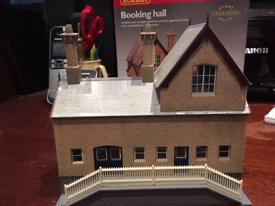 Hornby Booking Hall Fully Assembled