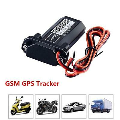 Vehicle Motorcycle GSM GPS Tracker Locator Global Real Time Tracking Device