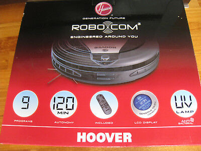 Hoover ROBO.COM  Robotic Vacuum cleaner