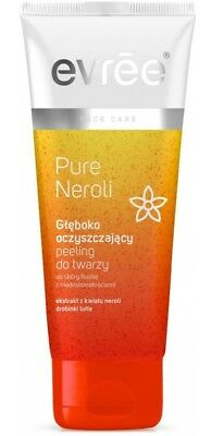 Evree Pure Neroli Deeply Cleansing Face Srub Peeling With Luffa Particles