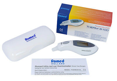 Romed Infrarot Ohr Fieberthermometer digital Thermometer