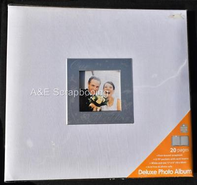 Deluxe Our Wedding 12x12 Album with frame cover by Design House