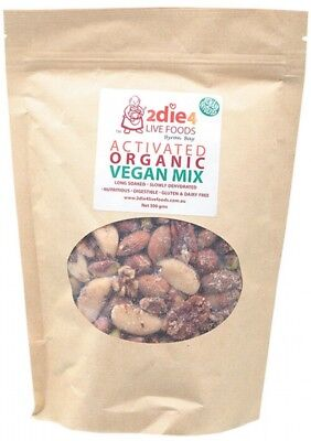 2DIE4 LIVE FOODS Vegan Mix 300g