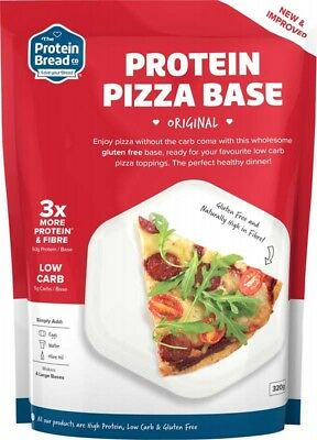 PROTEIN BREAD CO Pizza Base Mix 320g