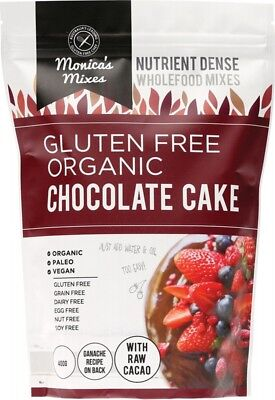 MONICAS MIXES Chocolate Cake Mix 400g