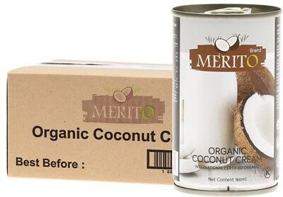 MERITO Coconut Cream 12x160ml