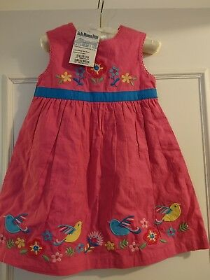 Jojo maman bebe dress 12-18 months NEW WITH TAGS