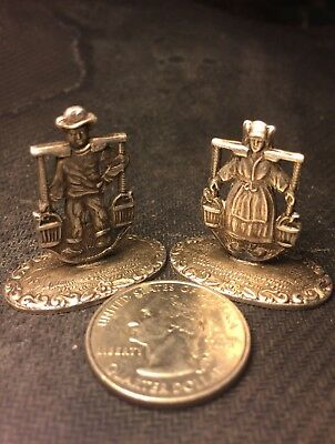 Holland Silver 90 Figurines Collectable