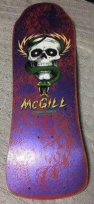 Powell Peralta Mike McGill Skateboard