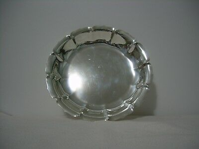 Lunt Silverplate Early Dublin Candy Dish 7""