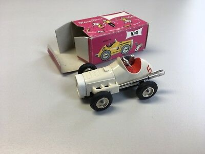 Schuco Micro Racer 1041 Made In Western Germany  Blechspielzeug @1147@ Vintage
