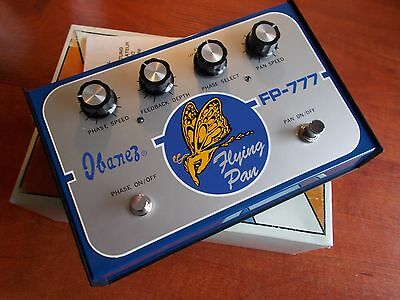 Ibanez Flying Pan FP-777 stereo phaser panner made in Japan