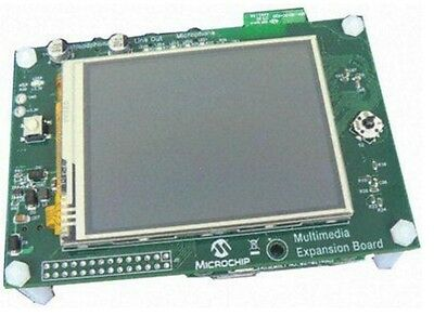 Microchip PIC32 Multimedia Expansion Board - New in Box