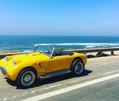 1961 Austin Healey Sprite  1961 Austin healey bug eyed sprite. 3.8 v6 Buick motor. Very good condition