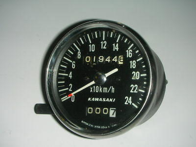 KAWASAKI H1 500 69/71, Genuine Speedometer