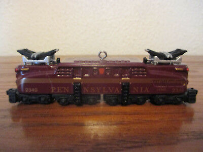 Hallmark Lionel Colorway Pennsylvania Locomotive Train Ornament 2011
