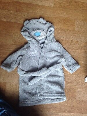 Baby Dressing Gown Me To You Teddy Bear Dressing Gown 0-1 Month