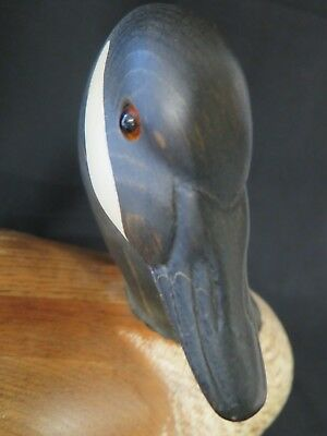 Big Sky Carvers Decoy, Numbered, Signed & Dated