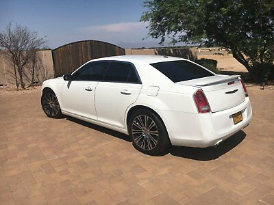 2013 Chrysler 300 Series  Chrysler 300S 2013 Michelin tires rides awesome well taken care of 1 owner