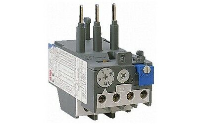 2x ABB Overload Relay, 0.4 - 0.63 A, 2.2 W