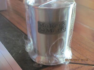 Makers Mark Whiskey Genuine Pewter Cup Great Looking Piece