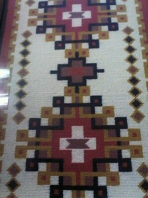 Antique Framed Cross Stitch