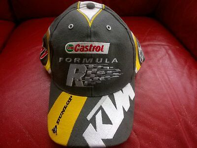 Steve Richards 2004 Perkins racing no.11 cap bnwot rare in mint condition
