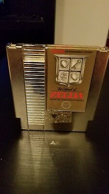 The Legend of Zelda - GOLD Limited Edition (Nintendo Entertainment System, 1987)