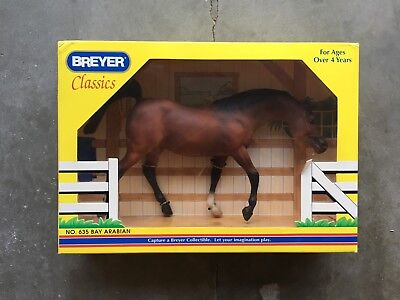 Breyer Horse Stablemate #760218 World Collection Bay Standing Thoroughbred G3