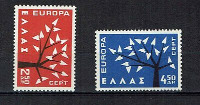 Greece  Stamps 1962    Europa Cept                                     greece11