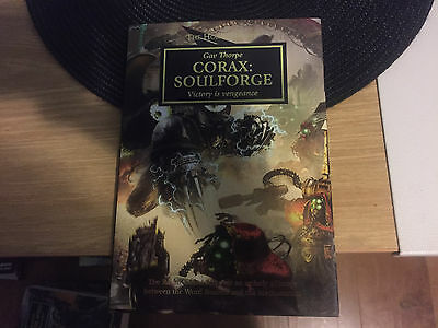 Corax: Soulforge, Ravenlord, Legends of the Dark Millenium: Sons of Corax