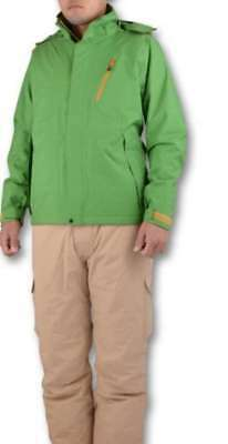 Megabass THERMO SUITS Green L F/S from JAPAN