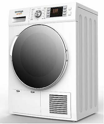 NEW Omega OCD7HP 7kg Identico Heat Pump Dryer