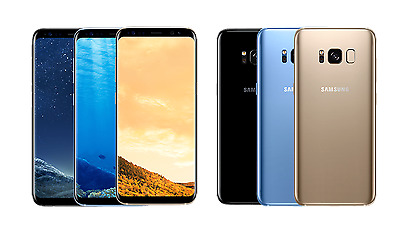 Samsung Galaxy S8 Color Screen Non-Working Toy Dummy Display Model