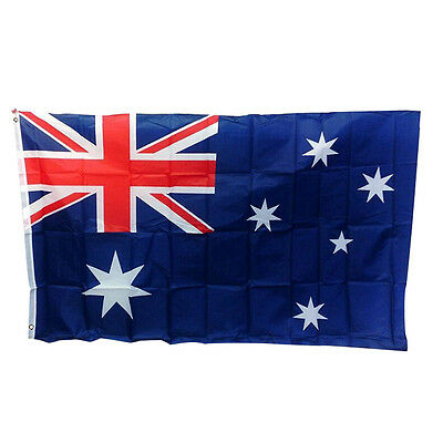 AUSTRALIA AUSTRALIAN FLAG LARGE FANS SUPPORTERS ASHES RUGBY WORLD CUP NEW Pro