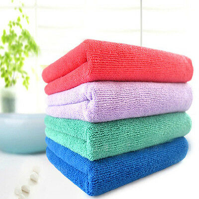 Pet Supply Fast Drying Grooming Microfiber Towel Blanket for Pet Dog Cat New.