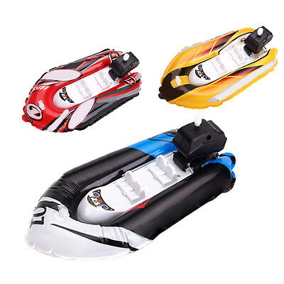 1x Baby Kids Inflatable Float Boat Children Swimming Pool Water Toys Kids Gift.