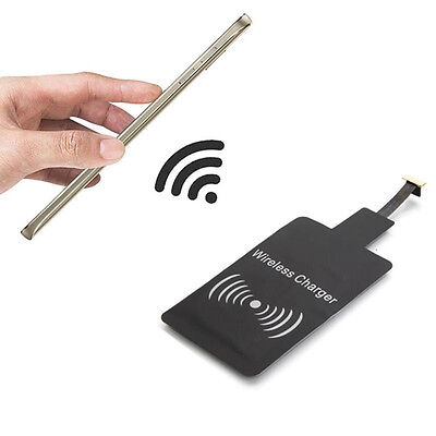 Qi Wireless Charging Receiver Charger Module for Micro USB Cell Phone Universal.