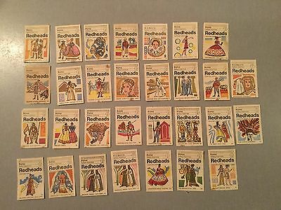 Brymay Matches Labels Costume Series