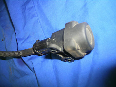 D2 S1 Land Rover Discovery inertia relay fuel cut out safety