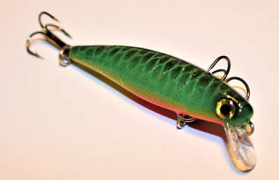 Trout Fishing Lure Hueys Old Timer  ( Made in Tasmania )